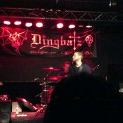 Photo taken at Dingbatz by Mark D. on 4/29/2012