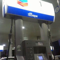 Photo taken at Chevron by B P. on 7/19/2012