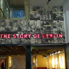 Photo taken at The Story of Berlin by Harry D. on 8/1/2012