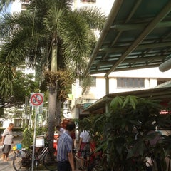 Photo taken at Blk 16 Bedok South Hawker Centre by Lim L. on 3/27/2012