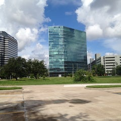 Photo taken at Petrobras Americas by Cowboy N B. on 7/17/2012