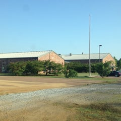 Photo taken at National Guard Armory by Gena W. on 5/15/2012