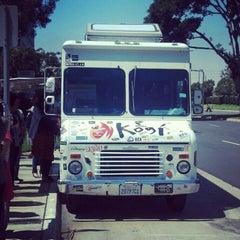 Photo taken at Kogi BBQ Truck by Ashleigh E. on 4/20/2012