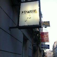 Photo taken at Storie by LaTe4 keigo E. on 3/1/2012