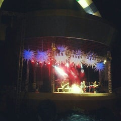 Photo taken at Virada Cultural - Ponta Negra by Deize on 5/28/2012