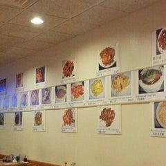 Photo taken at Wonton Gourmet & BBQ by Steve C. on 8/17/2012