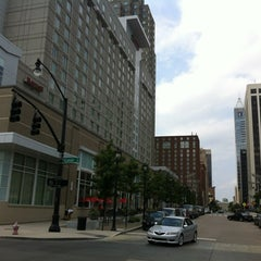 Photo taken at Raleigh Marriott City Center by Tom V. on 4/30/2012