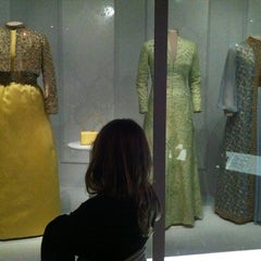 Photo taken at The First Ladies Exhibition by Maggie C. on 2/22/2012