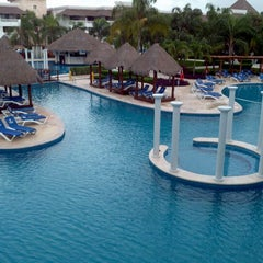 Photo taken at Grand Riviera Princess Resort & Spa by Carlos B. on 6/10/2012