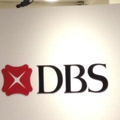 Photo taken at DBS by Arthi R. on 6/26/2012
