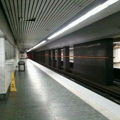 Photo taken at MARTA - Civic Center Station by Jeremy H. on 4/21/2012