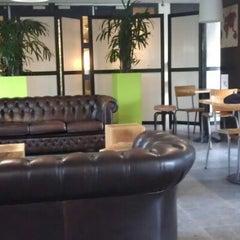Photo taken at Starbucks by Maarten v. on 5/10/2012