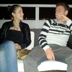 Photo taken at Lounge Binario 7 by Max D. on 6/7/2012