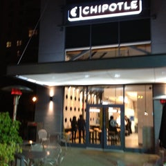Photo taken at Chipotle Mexican Grill by Chris  L. on 5/1/2012