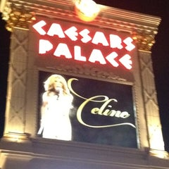 Photo taken at The Colosseum At Caesars Palace by Matt P. on 7/26/2012