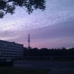 Photo taken at Koleje Strahov by Elisabeth M. on 6/3/2012