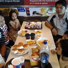 Photo taken at KFC Sg Besi by miekael j. on 7/1/2012