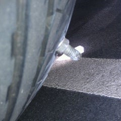 Photo taken at Allen Tire Company by Ruth T. on 2/28/2012