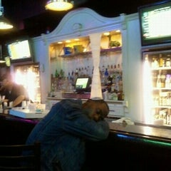 Photo taken at Industry Bar & Kitchen by jane' o. on 1/1/2012