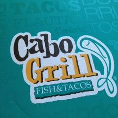 Photo taken at Cabo Grill by Wuichbert E. on 4/20/2012