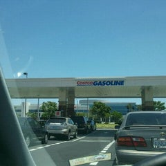 Photo taken at Costco Gasoline by Ben D. on 6/3/2011
