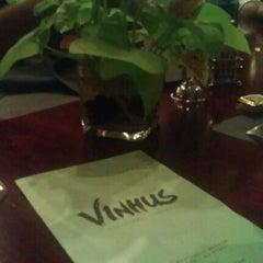 Photo taken at Vinhus Restaurant Lounge by Alexandra C. on 9/26/2011