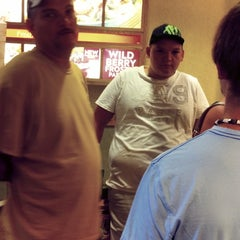 Photo taken at Wendy's by Mike B. on 7/4/2011