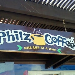 Photo taken at Philz Coffee by Julia T. on 11/7/2011