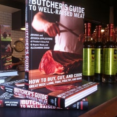 Photo taken at Fleishers Craft Butchery by Scott L. on 9/28/2011