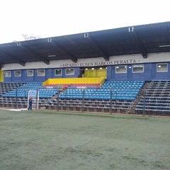 Photo taken at Estadio Ruben Marcos Peralta by Jaime S. on 4/29/2012