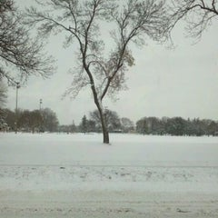 Photo taken at Northeast Athletic Fields by David E. on 12/10/2011