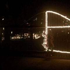 Photo taken at Sweet Drive Thru Christmas Lights! by Kevin M. on 12/14/2011