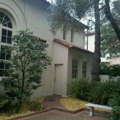 Photo taken at Vedanta Center Of Berkeley by Ilsa B. on 12/18/2011
