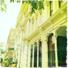 Photo taken at The Grand Opera House by Melissa H. on 9/23/2011