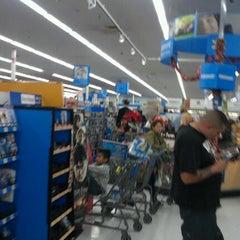 Photo taken at Walmart Supercenter by Shaunna W. on 11/26/2011