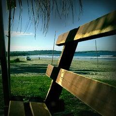 Photo taken at Nipa Beach Resort by JR P. on 1/1/2012