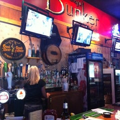 Photo taken at Mulvaney's Bunker Irish Pub & Grub by Marie G. on 7/1/2011
