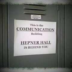 Photo taken at Communication Building by Jeff D. on 9/12/2011