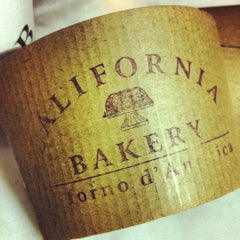 Photo taken at California Bakery by Danilo on 2/11/2012