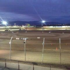 Photo taken at USA Raceway by Jeff B. on 11/20/2011