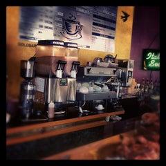 Photo taken at Gold Bar Espresso by Robbie R. on 7/1/2012