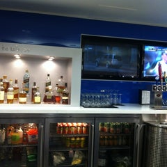 Photo taken at Delta Sky Club by Preferred Traveler on 5/26/2012