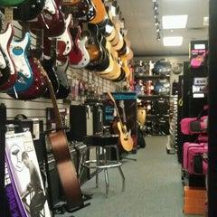 Photo taken at Music & Arts by John G. on 10/25/2011