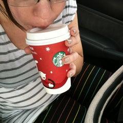 Photo taken at Starbucks by Kelly M. on 11/30/2011
