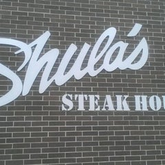 Photo taken at Shula's Steak House by Marcus on 1/31/2012
