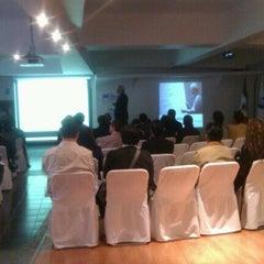Photo taken at Instituto Tecnologico Telmex by Jorge T. on 1/26/2012
