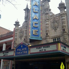 Photo taken at Louisville Palace Theatre by Robbi T. on 9/23/2011