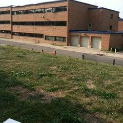 Photo taken at Belmont High School by Tammy B. on 9/1/2011