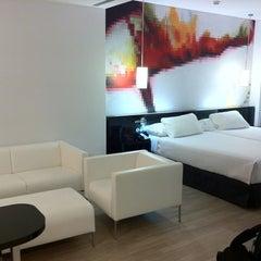 Photo taken at Hotel AXOR Barajas****plus by oreixa on 6/29/2011