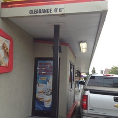 Photo taken at SONIC Drive In by Ben B. on 8/9/2012